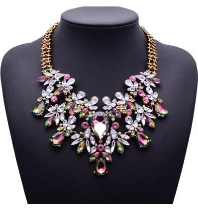 Колье - Rainbow necklace