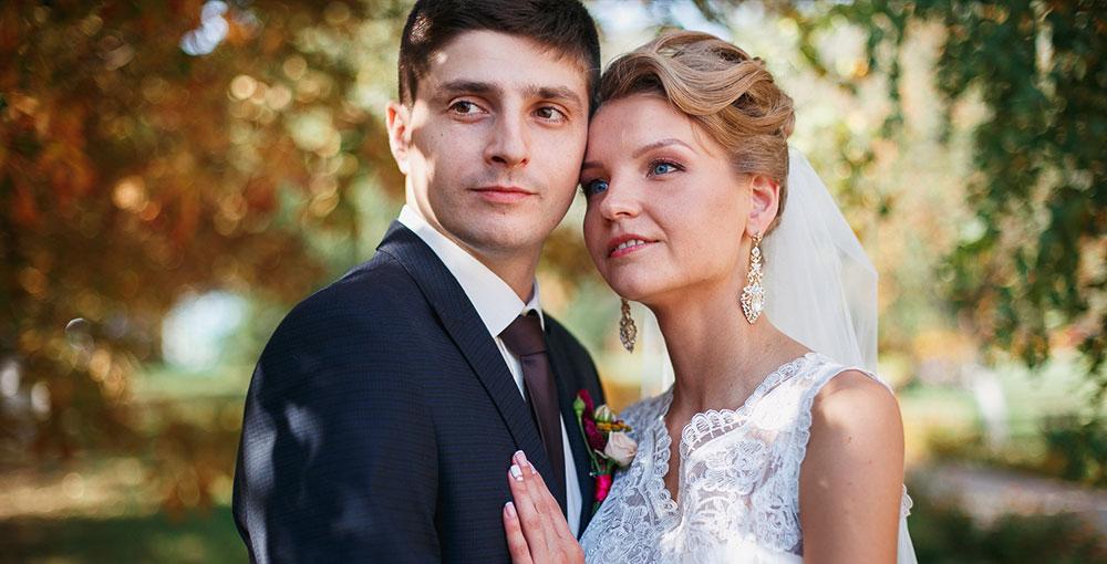 Длинные свадебные серьги